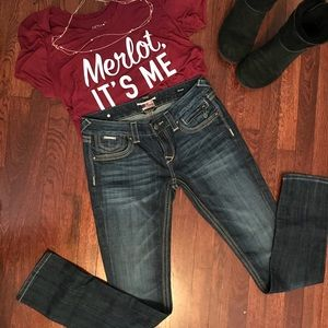 ** REROCK for Express Jeans **
